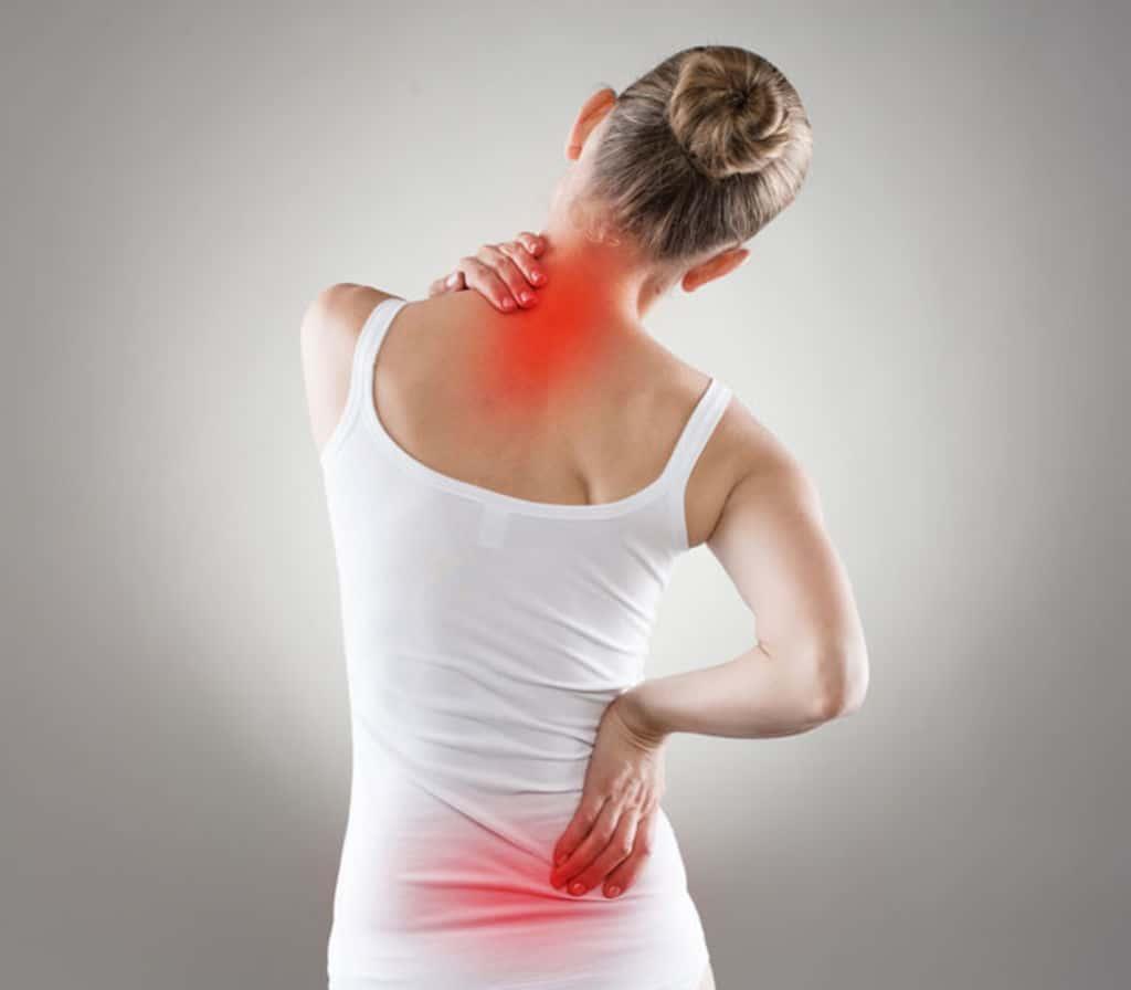 femme Fibromyalgie