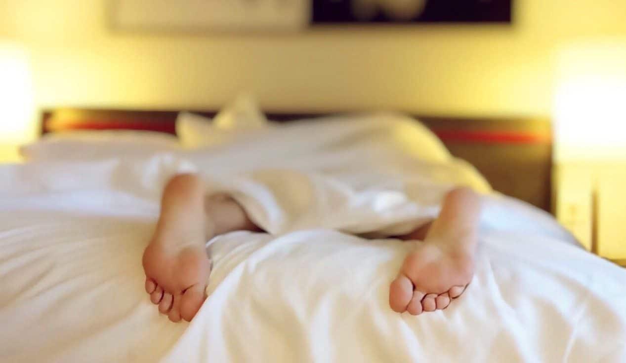 personne souffrant d'apnée du sommeil