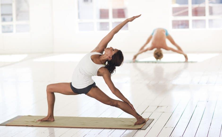 5 postures de yoga pour lutter contre l'état dépressif