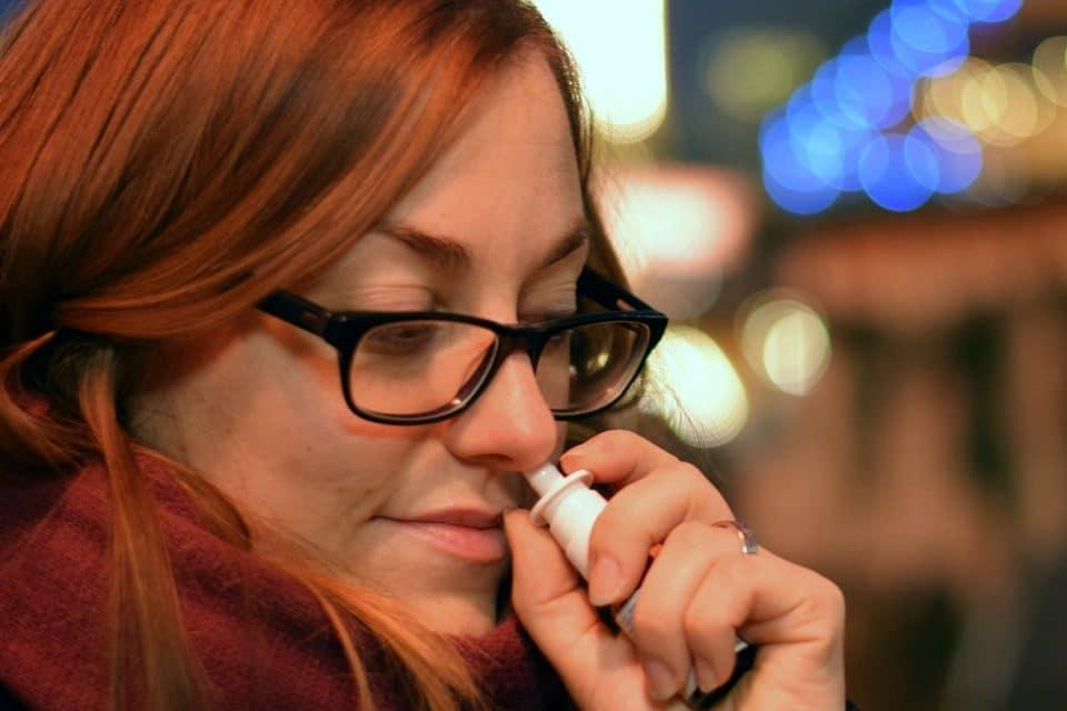Comment soigner un nez bouché en permanence?