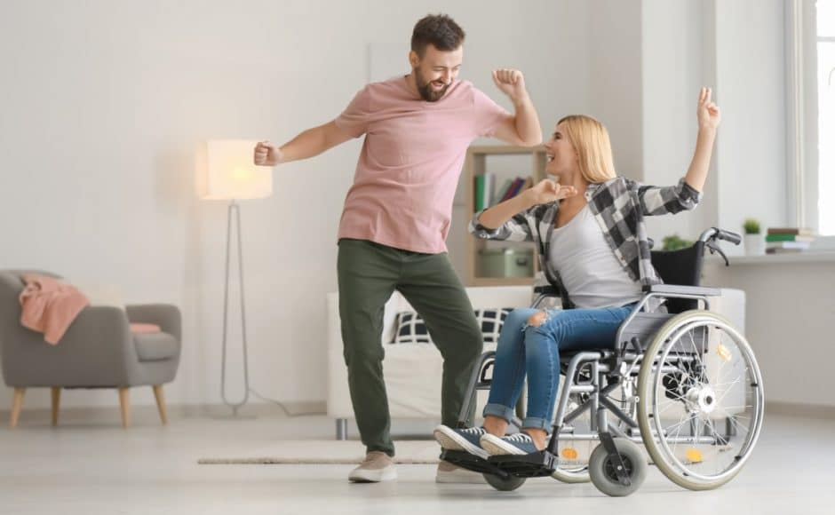 Le handicap en salle de sport, privilégiez le coaching à domicile