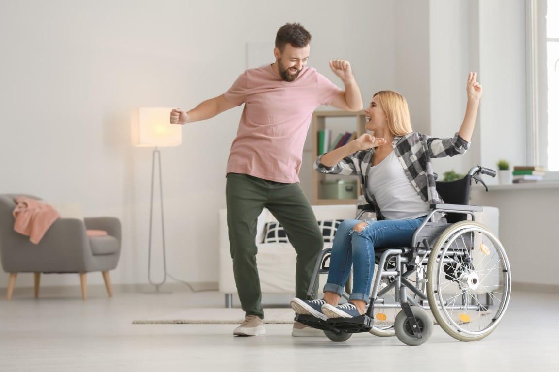 coach pour handicapé