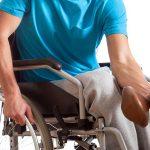 handicapé en fauteuil