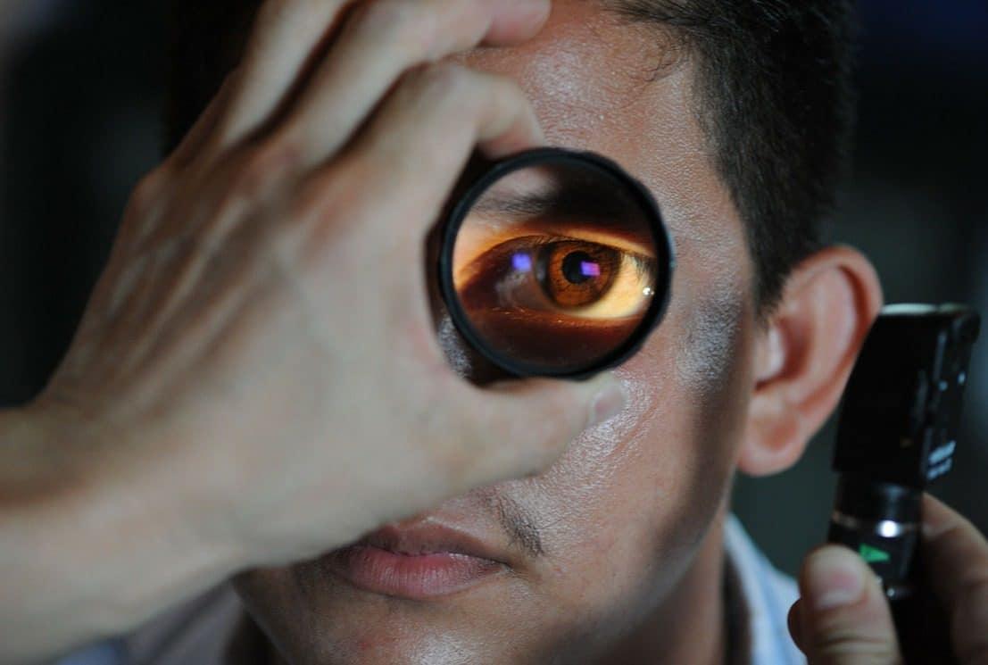 consultation chez un ophtalmologue