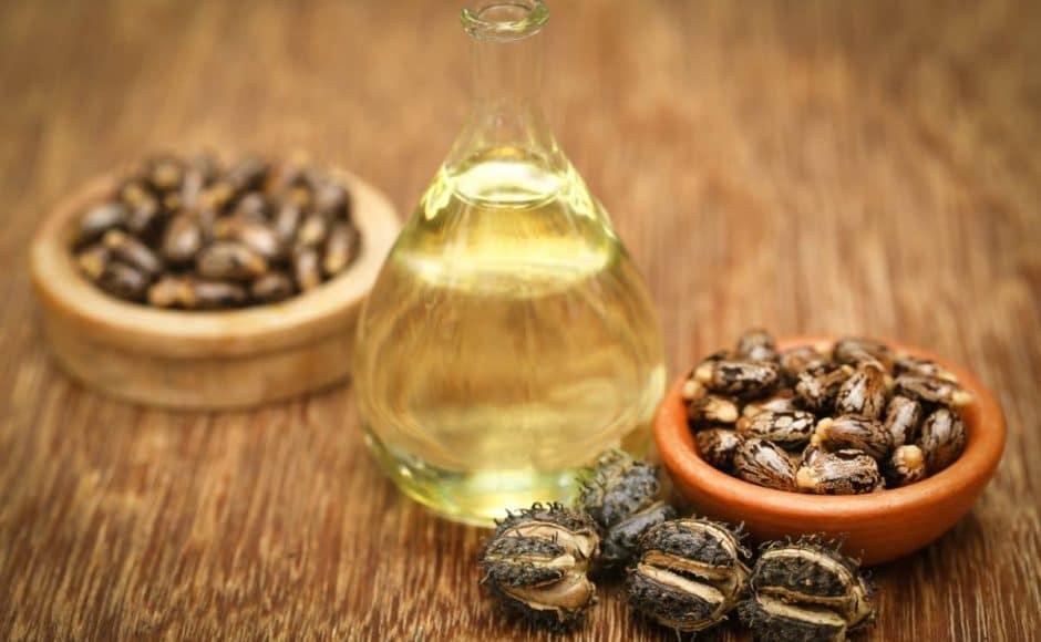 Les bienfaits de l'huile de ricin