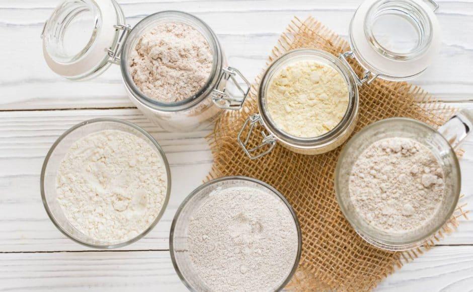 Les alternatives bio et sans gluten aux farines de blé industrielles