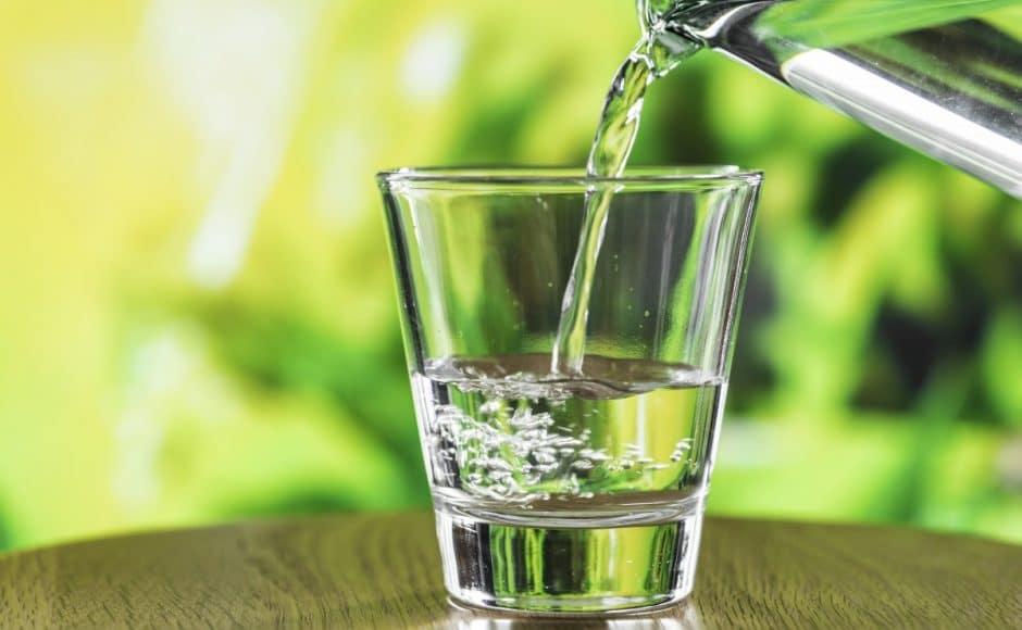 Les impacts positifs sur la santé de boire de l'eau purifiée