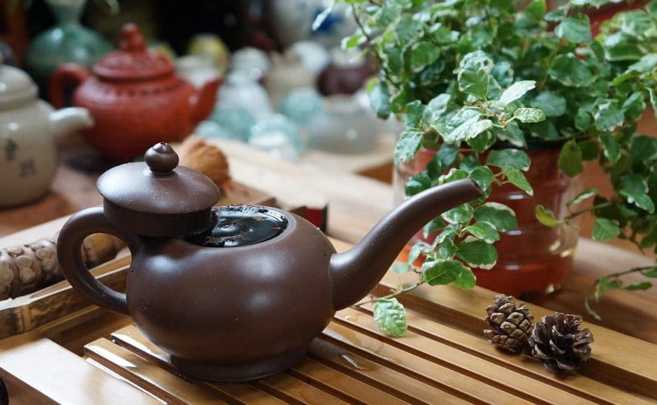 L'Art de déguster un thé