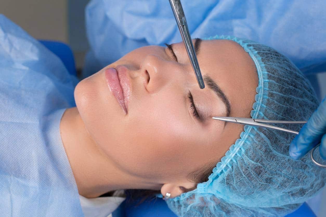chirurgie des paupières